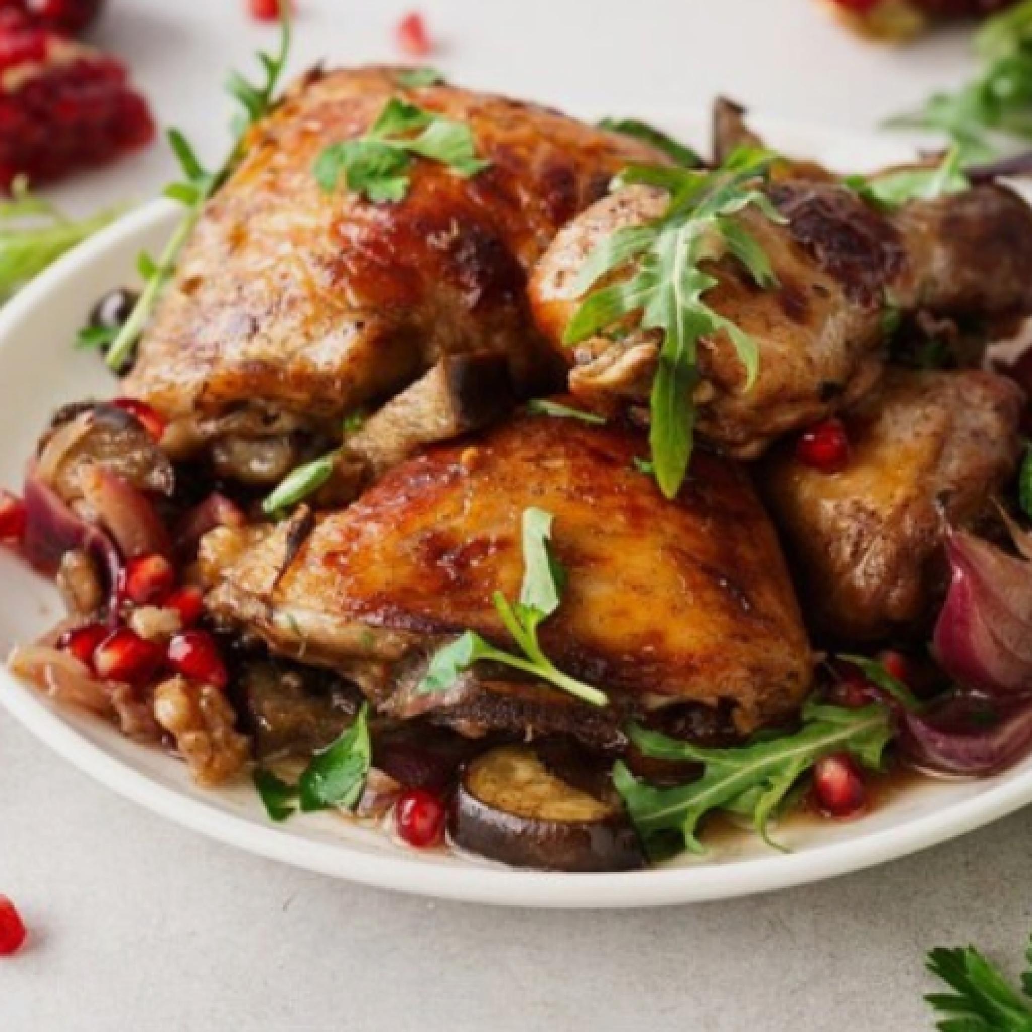 куриный соус рецепты