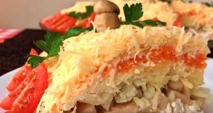 Беспроигрышный вариант на любом столе или коронное блюдо на праздник