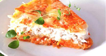 Рыба в шубе из овощей, запеченная в духовке – вкусно, просто и полезно