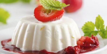 Вкусное, полезное и красивое желе из молока в домашних условиях