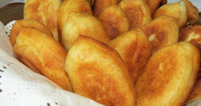 Такие пирожки не успевают остыть — их сметают с тарелки!