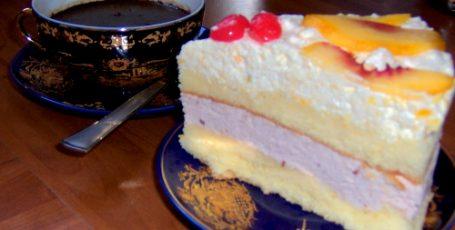 Обалденный творожный крем для торта