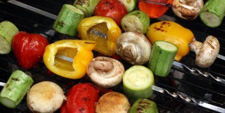 Овощи-гриль — пикантный маринад