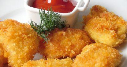 Наггетсы из курицы – При минимальном наборе продуктов получается гора угощения и море удовольствия!