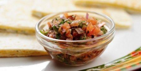 Мексиканский соус «Пико де гайо»