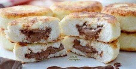 Творожные сырники с молочным шоколадом…