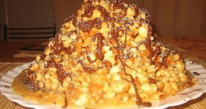 Торт «Муравейник классический»