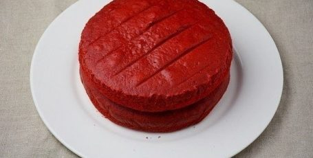 "Бархатный торт""."