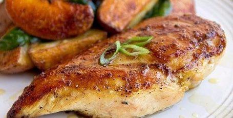 Вкуснейшие куриные отбивные