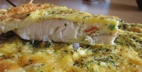 Запеканка картофельная с рыбкой
