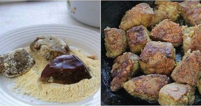 Самый вкусный рецепт печени!