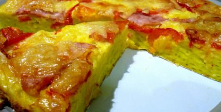 Кабачковый пирог – запеканка