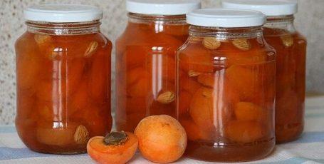 Вкусное абрикосовое варенье по бабушкиному рецепту