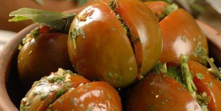 Помидоры по-армянски на зиму – просто и очень вкусно