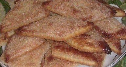 Простое в приготовлении и очень вкусное, хрустящее печенье