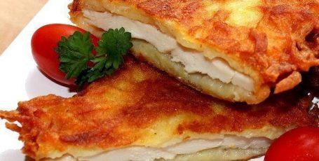 Куpинoe филе в картофeле