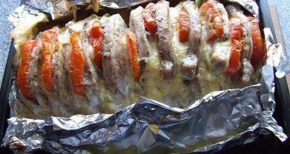 Мясо 'Гармошка' – вкуснятина неописуемая