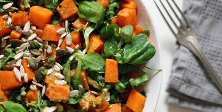 5 изумительно простых и вкусных салатов с рукколой