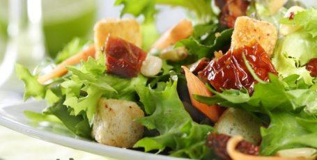 Легкий салатик