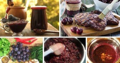 Ткемали рецепт соуса и заготовки на зиму