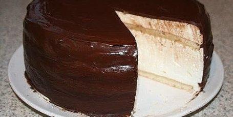 Тортик «Эскимо» — это просто сказка!
