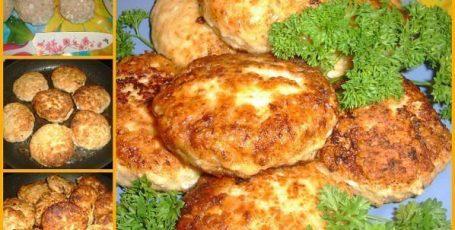 Ленивые голубцы из куриного филе или нежнейшие котлетки с капустой