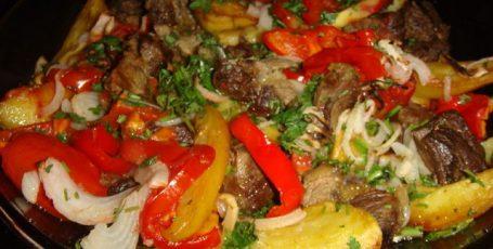 Оджахури – Грузинская кухня