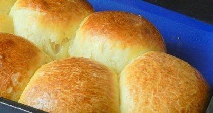 Творожные булочки – нереально мягкие!