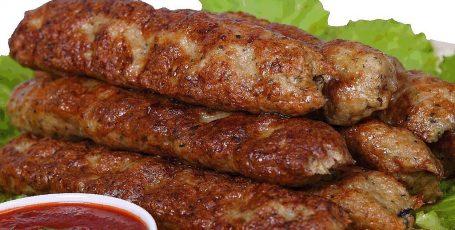 Люля-кебаб рецепт на мангале