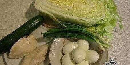 6 салатов с ПЕКИНСКОЙ КАПУСТОЙ