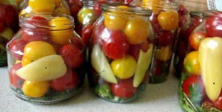 Маринад универсальный для любых овощей
