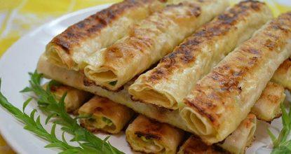 Закусочные рулеты из лаваша (13 рецептов) — есть и готовить одно удовольствие!