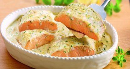 Простой и вкуснейший рецепт приготовления лосося