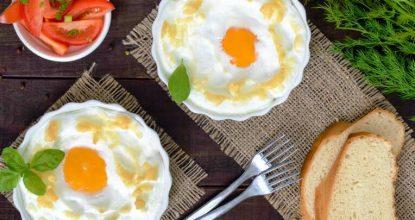 Необычный завтрак для всей семьи, те же яйца только…