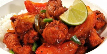 Chicken- очень популярный рецепт!