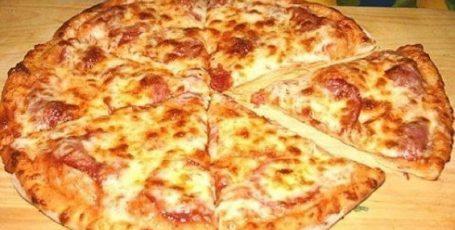 Как приготовить тесто для пиццы?