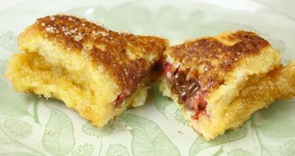 Фудхак или рецепт очень простого и вкусного десерта