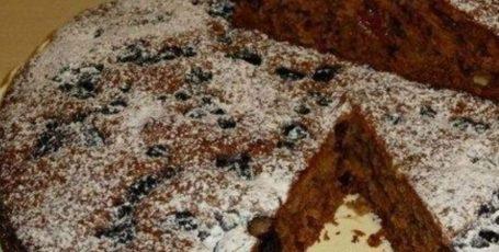 Пирог, когда гости на пороге