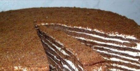 """Торт """"Нутелла"""""""